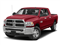Flame Red Clearcoat 2017 Ram Truck 2500 Pictures 2500 SLT 4x2 Mega Cab 6'4 Box photos front view