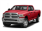 Bright Red 2017 Ram Truck 3500 Pictures 3500 SLT 4x4 Crew Cab 8' Box photos front view