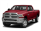 Flame Red Clearcoat 2017 Ram Truck 3500 Pictures 3500 Laramie Longhorn 4x4 Crew Cab 8' Box photos front view