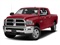 Flame Red Clearcoat 2017 Ram Truck 3500 Pictures 3500 SLT 4x4 Mega Cab 6'4 Box photos front view