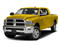 Detonator Yellow Clearcoat 2017 Ram Truck 3500 Pictures 3500 SLT 4x4 Mega Cab 6'4 Box photos front view