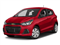 Red Hot 2018 Chevrolet Spark Pictures Spark 5dr HB CVT LS photos front view