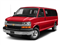 Red Hot 2018 Chevrolet Express Passenger Pictures Express Passenger RWD 3500 155 LT photos front view