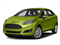 Outrageous Green Metallic Tinted Clearcoat 2018 Ford Fiesta Pictures Fiesta Titanium Sedan photos front view