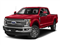 Race Red 2018 Ford Super Duty F-250 SRW Pictures Super Duty F-250 SRW LARIAT 2WD Crew Cab 8' Box photos front view
