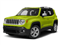 Hypergreen Clearcoat 2018 Jeep Renegade Pictures Renegade Limited FWD photos front view