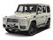 Polar White 2018 Mercedes-Benz G-Class Pictures G-Class AMG G 65 4MATIC SUV photos front view