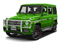 Alien Green 2018 Mercedes-Benz G-Class Pictures G-Class AMG G 65 4MATIC SUV photos front view