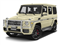 designo Manufaktur Light Ivory 2018 Mercedes-Benz G-Class Pictures G-Class AMG G 65 4MATIC SUV photos front view