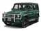 designo Manufaktur Agate Green 2018 Mercedes-Benz G-Class Pictures G-Class AMG G 65 4MATIC SUV photos front view