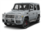 Diamond Silver Metallic 2018 Mercedes-Benz G-Class Pictures G-Class AMG G 65 4MATIC SUV photos front view