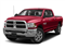 Case IH Red 2018 Ram Truck 2500 Pictures 2500 SLT 4x2 Crew Cab 6'4 Box photos front view