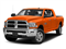 Omaha Orange 2018 Ram Truck 3500 Pictures 3500 Lone Star 4x4 Mega Cab 6'4 Box photos front view