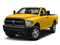 Yellow 2018 Ram Truck 3500 Pictures 3500 SLT 4x2 Reg Cab 8' Box photos front view