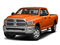 Omaha Orange 2018 Ram Truck 3500 Pictures 3500 Big Horn 4x4 Crew Cab 8' Box photos front view