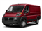 Flame Red Clearcoat 2018 Ram Truck ProMaster Cargo Van Pictures ProMaster Cargo Van 1500 Low Roof 118 WB photos front view