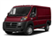 Deep Cherry Red Crystal Pearlcoat 2018 Ram Truck ProMaster Cargo Van Pictures ProMaster Cargo Van 1500 Low Roof 118 WB photos front view
