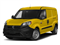 Broom Yellow 2018 Ram Truck ProMaster City Cargo Van Pictures ProMaster City Cargo Van Tradesman SLT Van photos front view