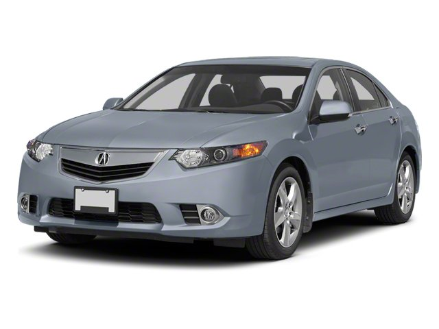 Glacier Blue Metallic 2010 Acura TSX Pictures TSX Sedan 4D photos front view
