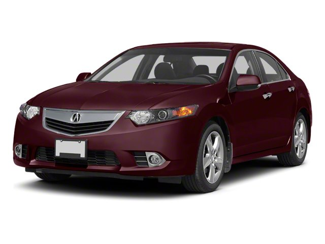 Basque Red Pearl 2010 Acura TSX Pictures TSX Sedan 4D photos front view