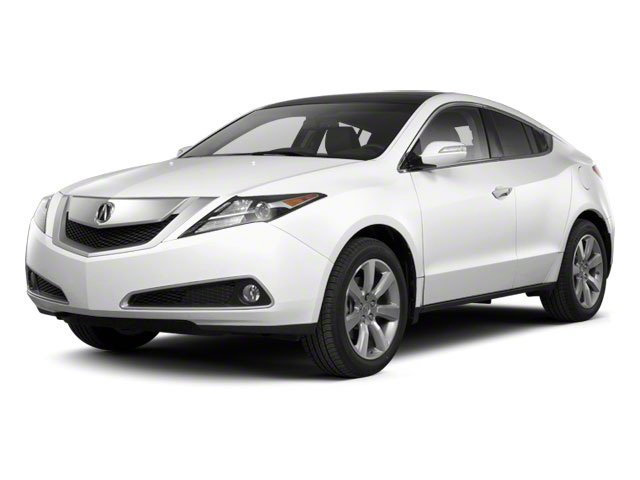Aspen White Pearl 2010 Acura ZDX Pictures ZDX Utility 4D AWD photos front view