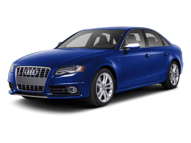 Sprint Blue Pearl 2010 Audi S4 Pictures S4 Sedan 4D Quattro photos front view