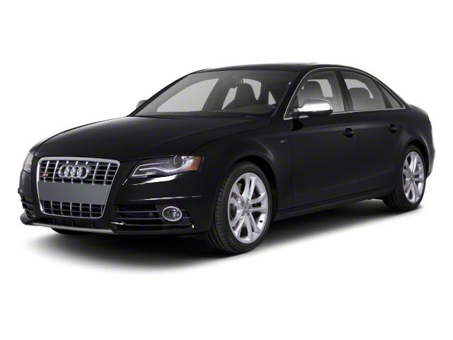 Brilliant Black 2010 Audi S4 Pictures S4 Sedan 4D Quattro photos front view