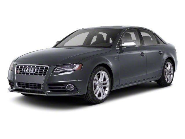 Quartz Gray Metallic 2010 Audi S4 Pictures S4 Sedan 4D Quattro photos front view