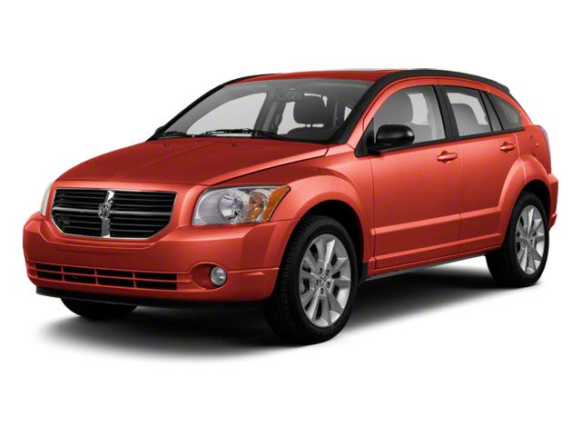 Sunburst Orange Pearl 2010 Dodge Caliber Pictures Caliber Wagon 4D SE photos front view