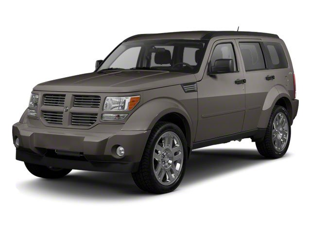 Dark Charcoal Pearl 2010 Dodge Nitro Pictures Nitro Utility 4D SXT 4WD photos front view