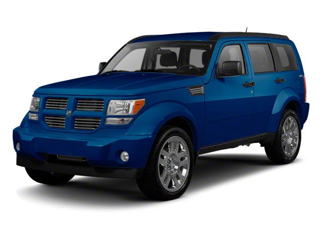 Deep Water Blue Pearl 2010 Dodge Nitro Pictures Nitro Utility 4D Shock 2WD photos front view