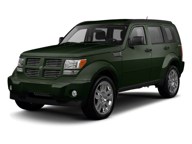 Natural Green Pearl 2010 Dodge Nitro Pictures Nitro Utility 4D SE 2WD photos front view