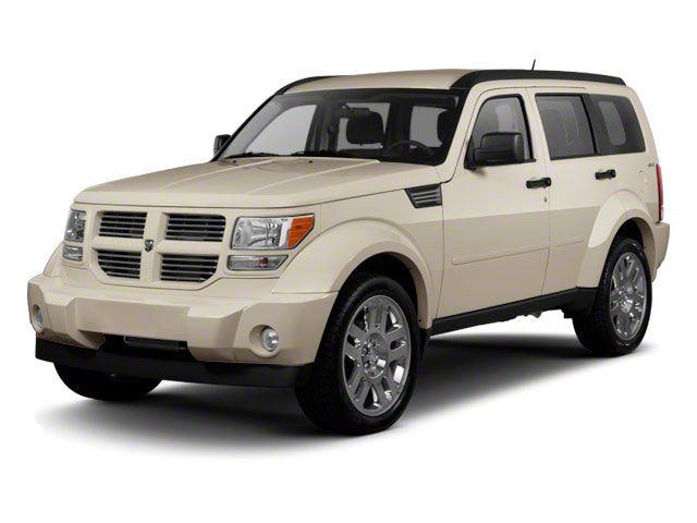 Light Sandstone Metallic 2010 Dodge Nitro Pictures Nitro Utility 4D Shock 2WD photos front view