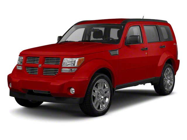 Inferno Red Crystal Pearl 2010 Dodge Nitro Pictures Nitro Utility 4D Shock 2WD photos front view
