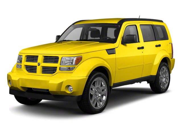 Detonator Yellow 2010 Dodge Nitro Pictures Nitro Utility 4D Shock 2WD photos front view