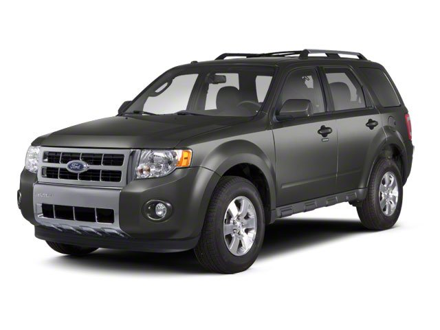 Sterling Grey Metallic 2010 Ford Escape Pictures Escape Utility 4D XLT 2WD (V6) photos front view