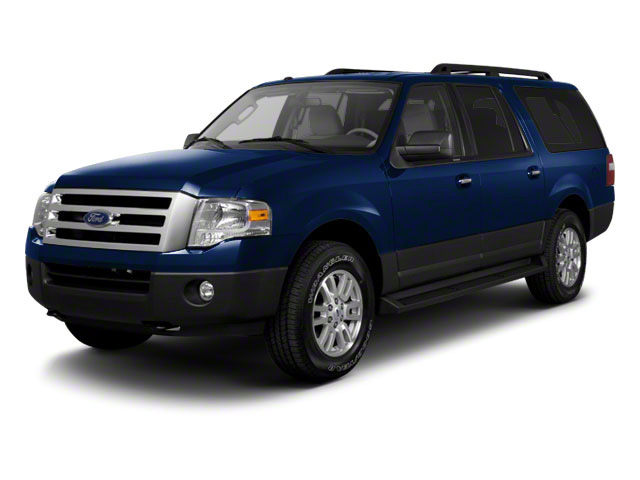 Dark Blue Pearl Metallic 2010 Ford Expedition EL Pictures Expedition EL Utility 4D King Ranch 4WD photos front view