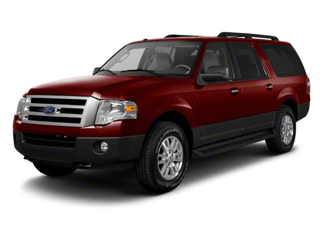 Royal Red Metallic 2010 Ford Expedition EL Pictures Expedition EL Utility 4D Limited 2WD photos front view