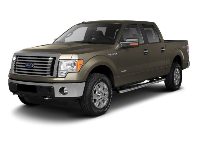 Pueblo Gold Metallic 2010 Ford F-150 Pictures F-150 SuperCrew XLT 4WD photos front view