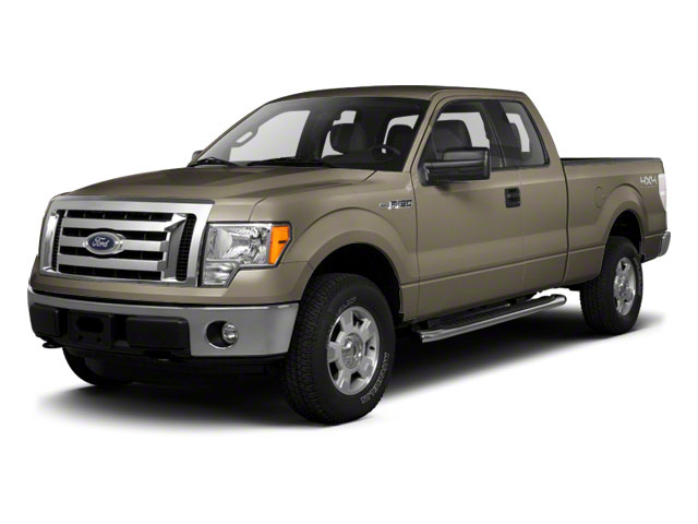 Pueblo Gold Metallic 2010 Ford F-150 Pictures F-150 Supercab XLT 4WD photos front view