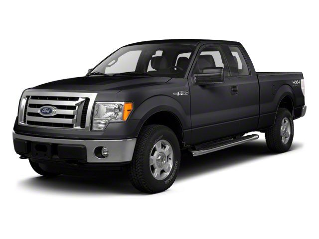Tuxedo Black 2010 Ford F-150 Pictures F-150 SuperCab Raptor 4WD photos front view
