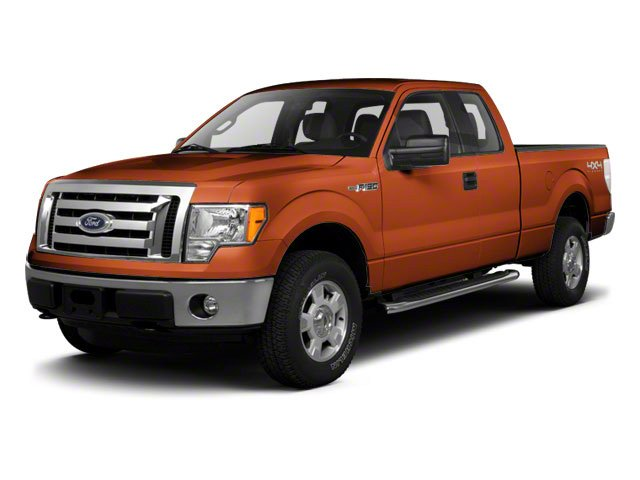 Molten Orange Tri-Coat 2010 Ford F-150 Pictures F-150 SuperCab Raptor 4WD photos front view