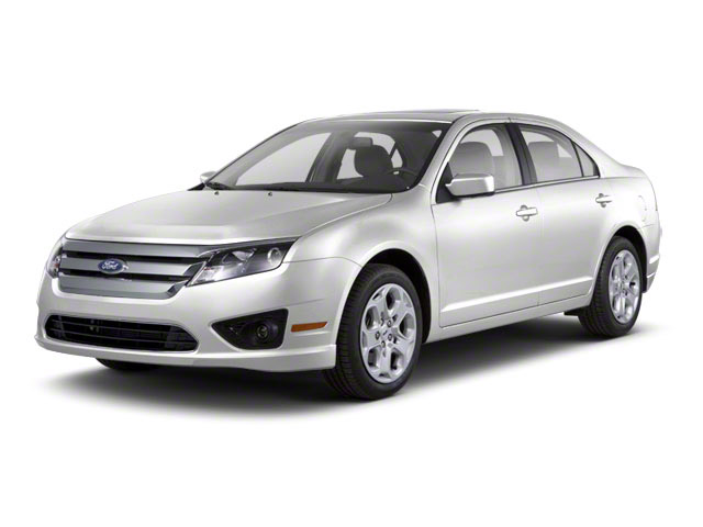 Brilliant Silver Metallic 2010 Ford Fusion Pictures Fusion Sedan 4D SEL AWD photos front view