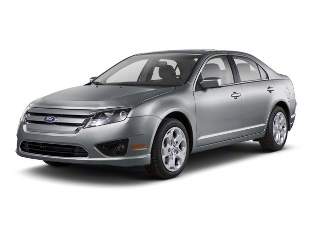 Sterling Gray Metallic 2010 Ford Fusion Pictures Fusion Sedan 4D SEL AWD photos front view