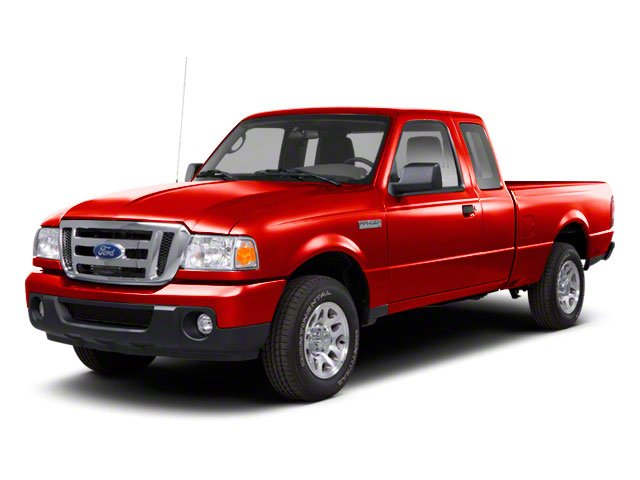 Torch Red 2010 Ford Ranger Pictures Ranger Supercab 2D Sport photos front view