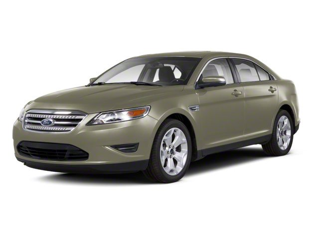 Gold Leaf Metallic 2010 Ford Taurus Pictures Taurus Sedan 4D Limited AWD photos front view