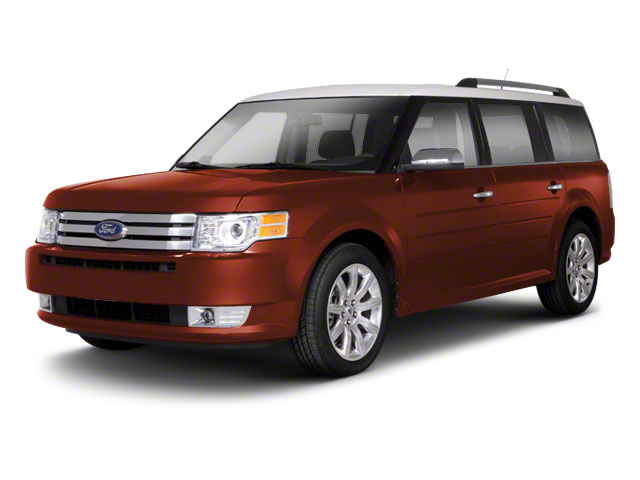 Cinnamon Metallic 2010 Ford Flex Pictures Flex Wagon 4D SEL 2WD photos front view