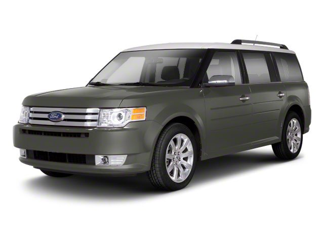 Sterling Grey Metallic 2010 Ford Flex Pictures Flex Wagon 4D SEL 2WD photos front view