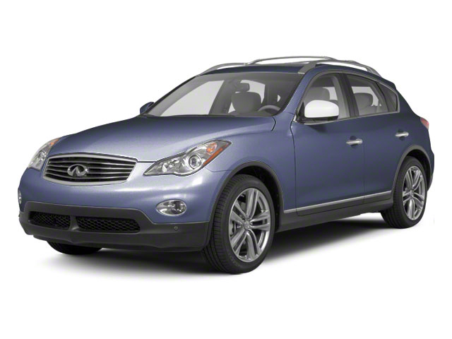 Blue Slate Metallic 2010 INFINITI EX35 Pictures EX35 Wagon 4D AWD photos front view