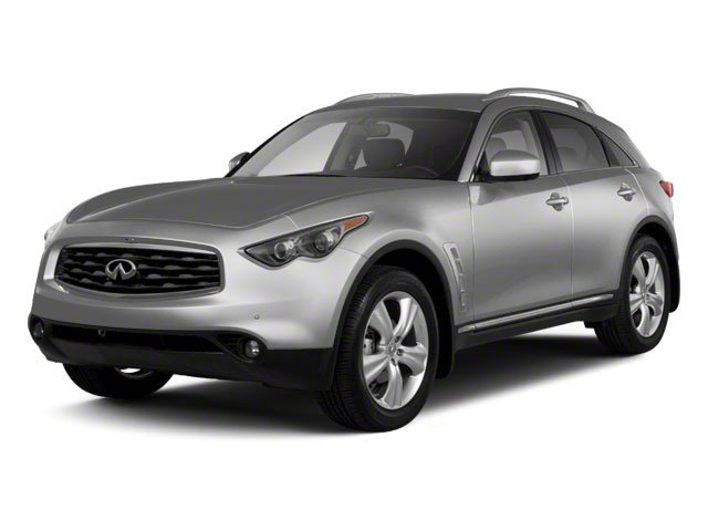 Liquid Platinum 2010 INFINITI FX35 Pictures FX35 FX35 AWD photos front view